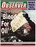 African-american Observer: $40.00