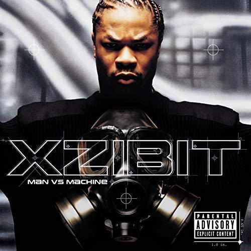 Xzibit - Man Vs. Machine (Retail) - Zortam Music