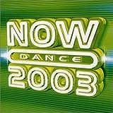 Copertina di album per Now Dance 2003