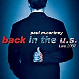 album art to Back in the U.S. Live 2002 (disc 1)