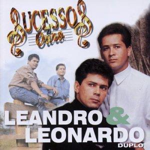 Cd Leandro & Leonardo - Sucessos de Ouro - 2 Cds