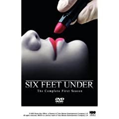 Six Feet Under Dvds