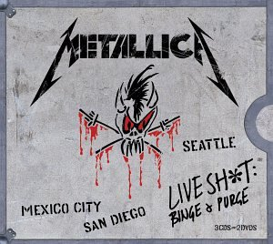 Metallica - Live Shit Binge And Purge - Zortam Music