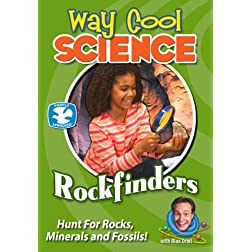 Way Cool Science Series: Rockfinders