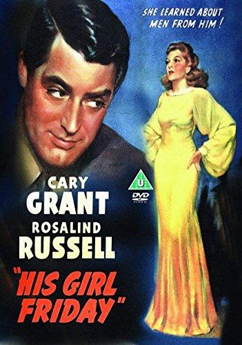 His Girl Friday / Его девушка Пятница (1940)