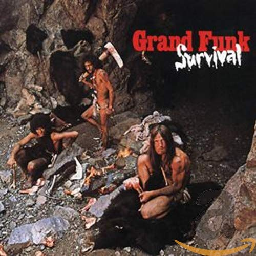Grand Funk Railroad - Survival - Zortam Music