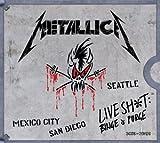 album art to Live Shit: Binge & Purge (disc 1)