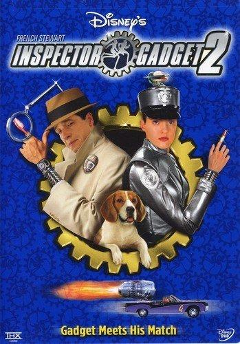 Inspector Gadget 2 / Инспектор Гаджет 2 (2003)