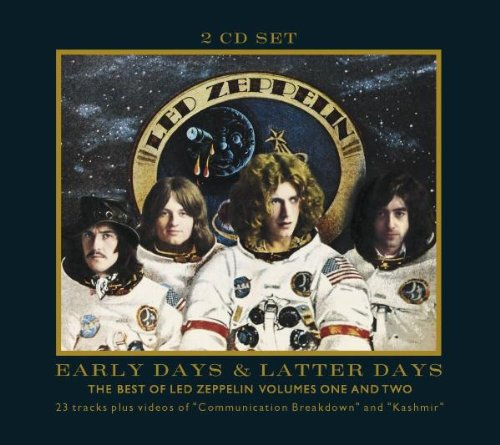 Led Zeppelin - Best of Led Zeppelin 1_2 (Early Days & Latter Days) - Zortam Music