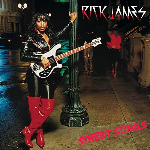 Rick James - Street Songs (20th Anniversary Deluxe Edition) - Zortam Music