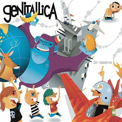 Genitallica - Discografia
