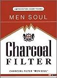 CHARCOAL FILTER MEN SOUL