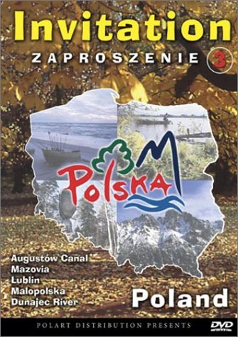 Invitation to Poland (ES) DVD Volume C - Episode 11-15