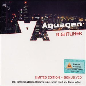 Aquagen - NIGHTLINER - Zortam Music