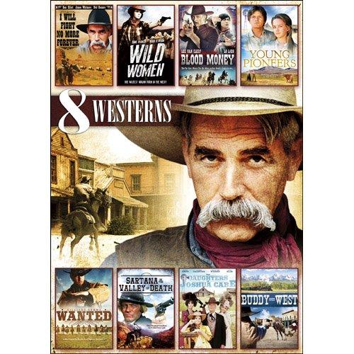 8 Movie Western Pack 4