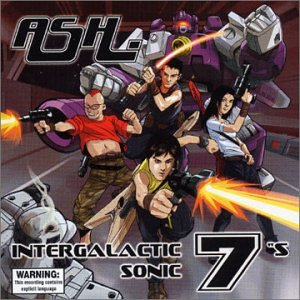Ash - Intergalatic Cosmic 7s - Zortam Music