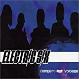 album art to Danger! High Voltage