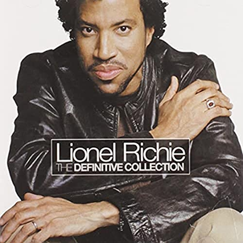 Lionel Richie - The Definitive Collection (wit - Zortam Music