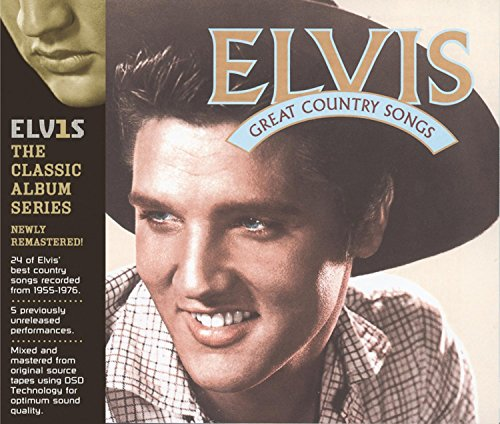 Elvis Presley - Great Country Songs - Zortam Music