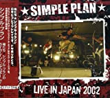 album art to Live in Japan 2002