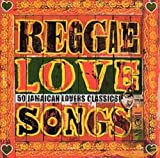 Skivomslag för Reggae Love Songs - 50 Jamaican Lovers Classics