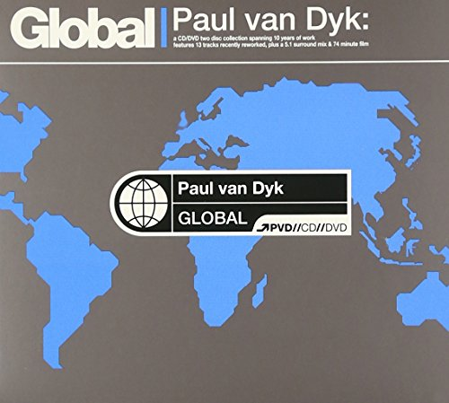 Paul Van Dyk - Global (CD + DVD) - Zortam Music