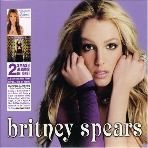 Britney Spears - ...Baby One More Time/Oops!...I Did It Again [Japan 2 CD] Disc 2 - Zortam Music