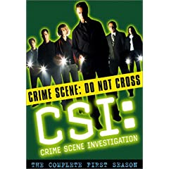 CSI Dvds