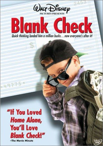 Blank Check (Blank Cheque) / Открытый чек (Мне хватит миллиона) (1994)