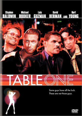 Table One / Фэйсконтроль (2000)