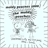 Album cover for Moldy Peaches 2000: Unreleased Cutz and Live Jamz 1994-2002