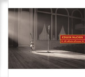 The Austin Sessions by Edwin McCain album cover