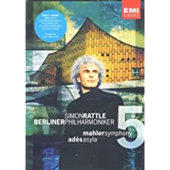 Symph. 5 - Bpo, Rattle (Live Berlin 2002)