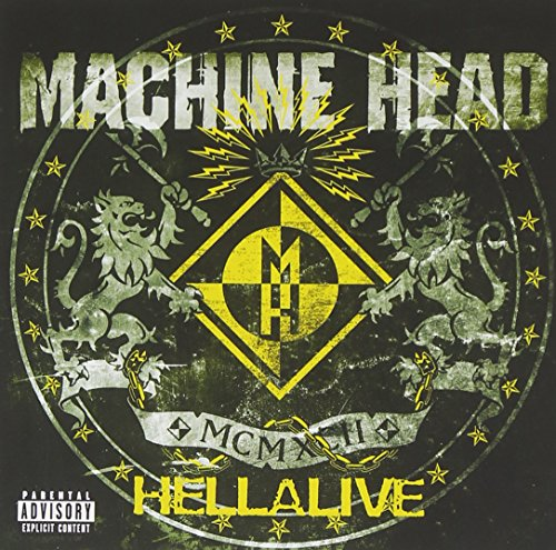 Machine Head - Hellalive - Zortam Music