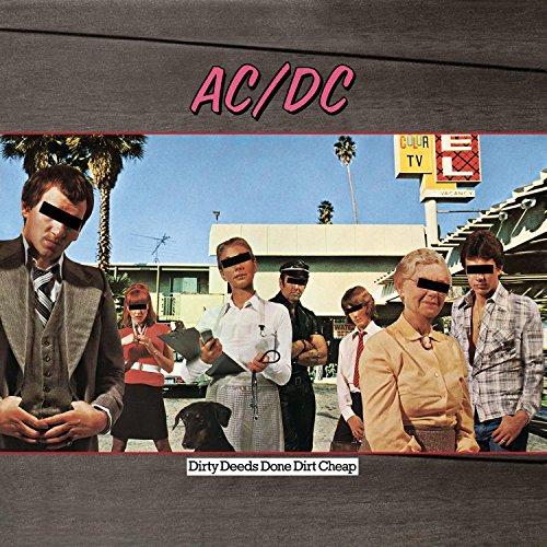AC/DC - Dirty Deeds Done  Dirt Cheap (Australia only) - Zortam Music
