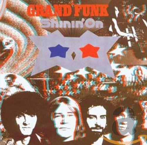 Grand Funk Railroad - Shinin