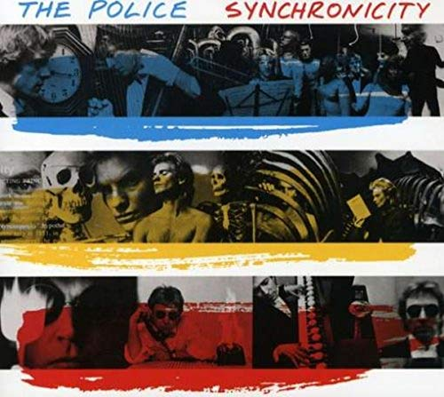 The Police - Synchronicity [Digipak] - Zortam Music