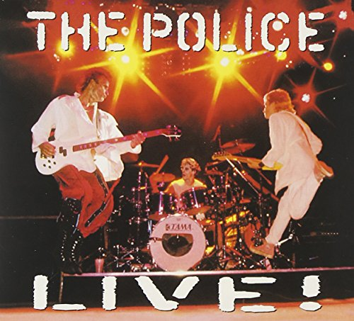 The Police - Live! (disc 2: Atlanta/Synchro - Zortam Music