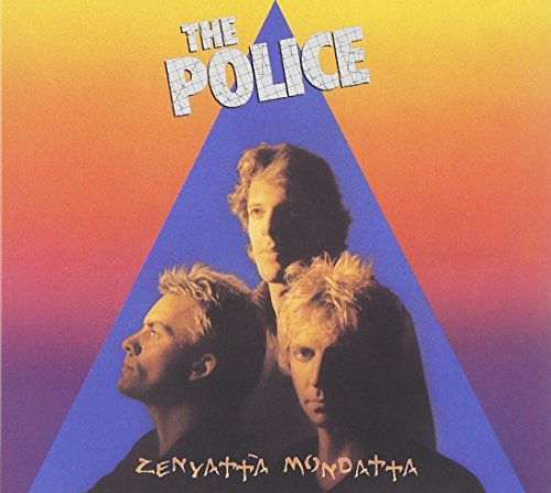 The Police - Zenyatt Mondatta - Zortam Music