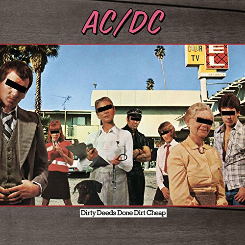 ACDC - Dirty Deeds Done Dirt Cheap [UK] - Zortam Music