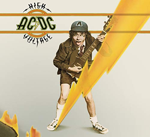 AC/DC - High Voltage (Australia only) - Zortam Music