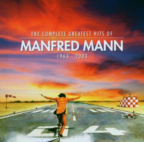 MANFRED MANN - Complete Greatest Hits (CD 1_2) - Zortam Music