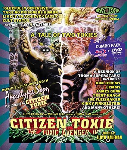 Citizen Toxie: The Toxic Avenger IV / Гражданин Токси: Токсичный Мститель 4 (2000)