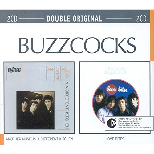 BUZZCOCKS - Another music in a different k - Zortam Music