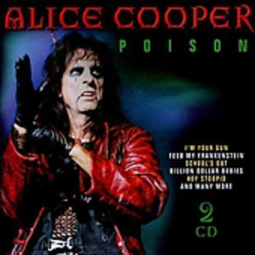 Alice Cooper - POISON - Zortam Music