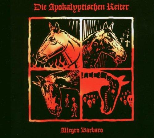 Die Apokalyptischen Reiter - Allegro Barbaro - Zortam Music
