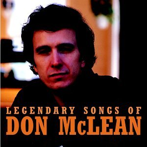 Don Mclean - Legendary Songs of Don McLean - Zortam Music