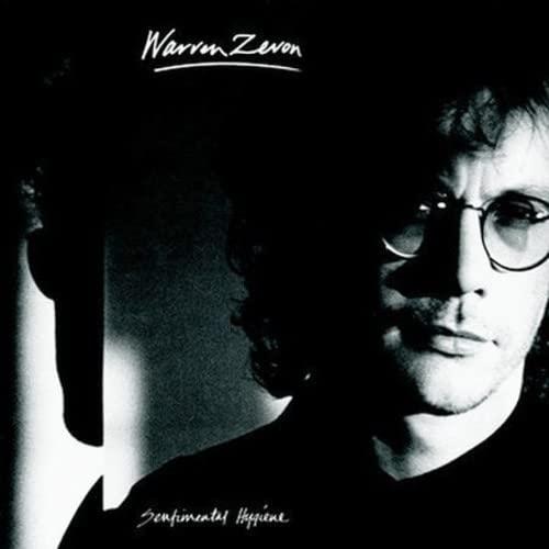 WARREN ZEVON - Sentimental Hygiene - Zortam Music