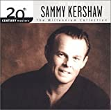 album art to The Millennium Collection: The Best of Sammy Kershaw