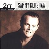 album art to The Millennium Collection: The Best of Sammy Kershaw